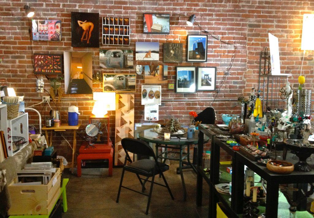 Irit's pop up shop in DTLA